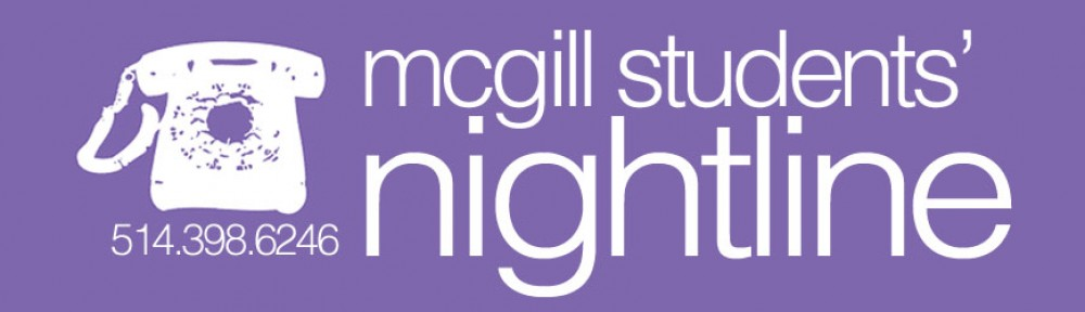 McGill Students' Nightline